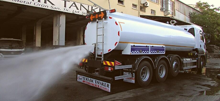 Su Tankeri Ne İşe Yarar?