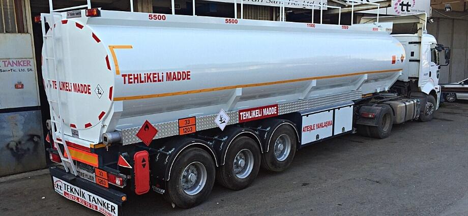 Akaryakıt Tankeri İmalatı Nasıl Yapılır – Teknik Detayları Nelerdir?