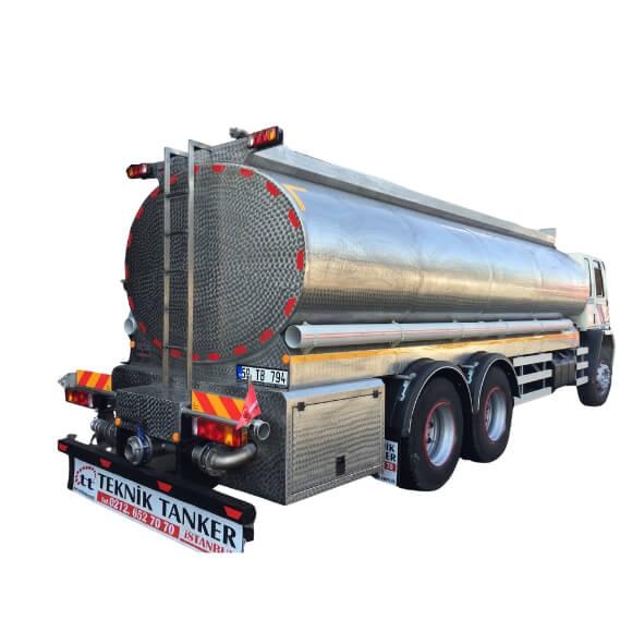 13000 Litre Gıda Tankeri