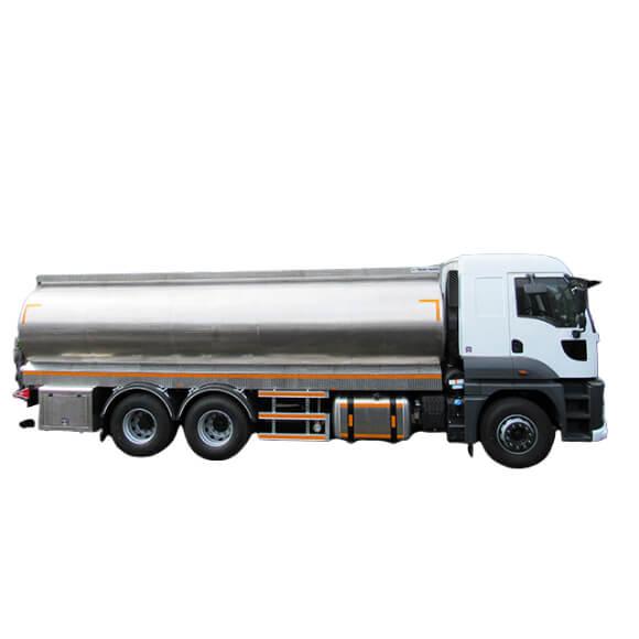 8000 Litre Gıda Tankeri