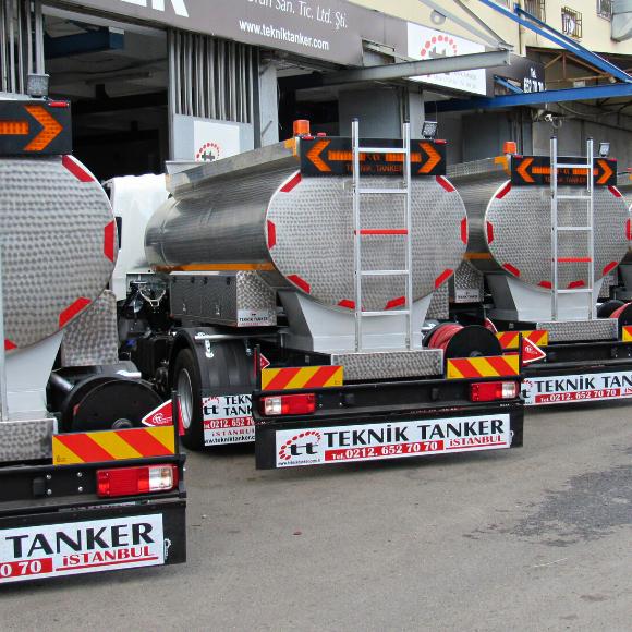 6 Ton Su Tankeri