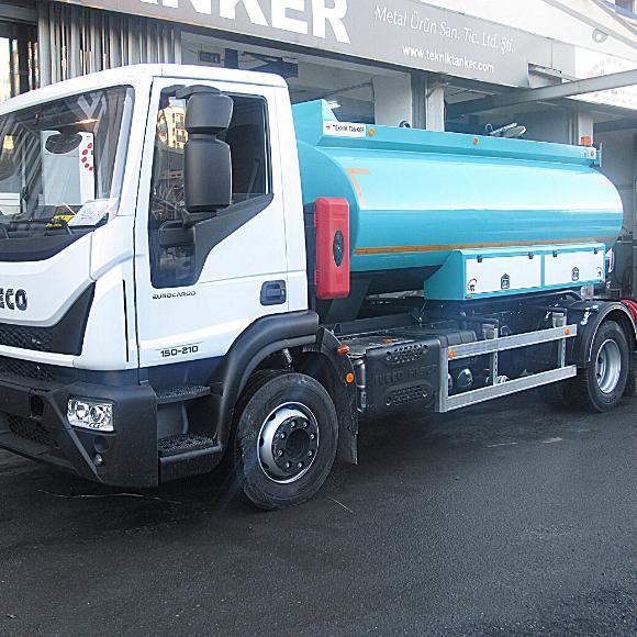8 Ton Su Tankeri