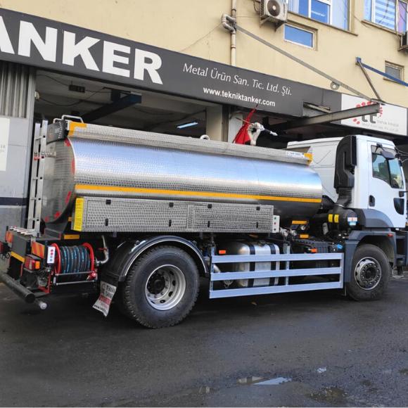 9 Ton Su Tankeri