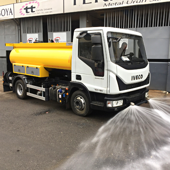 4 Ton Su Tankeri