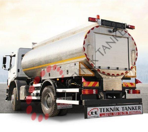 Paslanmaz Tanker