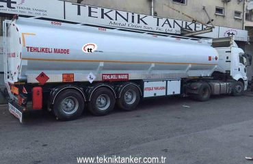 akaryakit tankeri kac galon benzin tasir