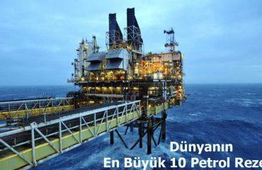 dunyanin en buyuk petrol rezervi