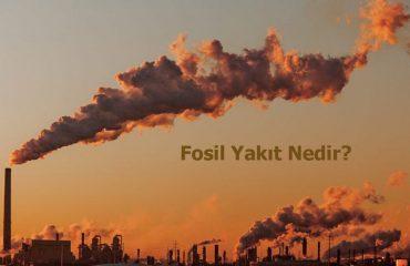 fosil-yakit-nedir