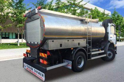 su kamyonu